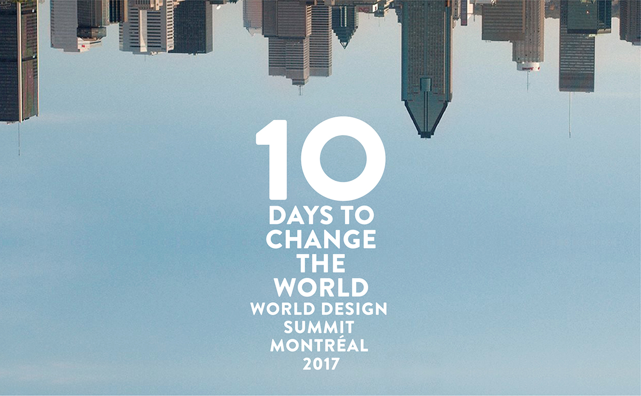 World Design Summit Montréal 2017